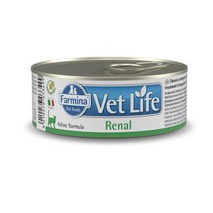 法米納- 貓用腎臟配方處方主食罐