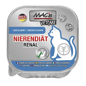 馬克- 處方主食貓餐盒 腎臟保健(鮭魚+雞肉)