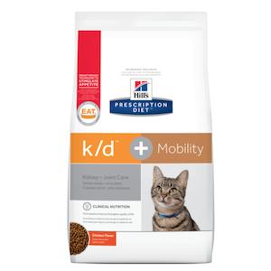 希爾斯-處方食品 貓用k/d+ 關節活動力